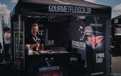 Deutsche Grill- und BBQ Meisterschaft 2016 in Fulda