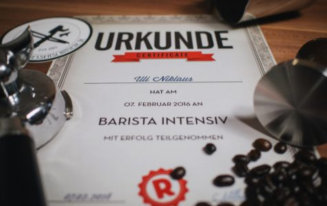 Barista Seminar @ Kaffeeschule Nürnberg