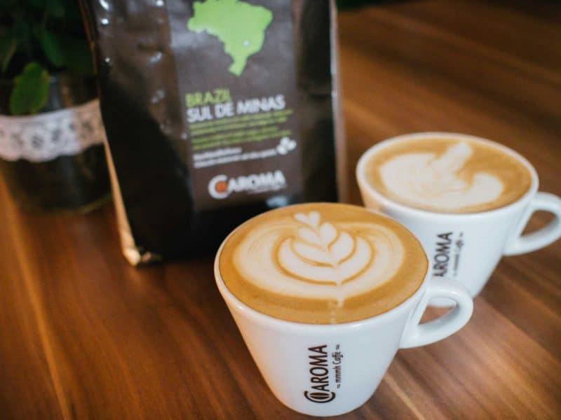 Caroma Sul de Minas Kaffee