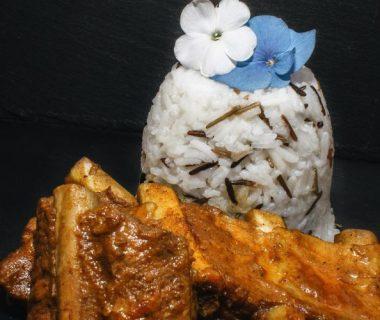 Indische Curry Rippchen