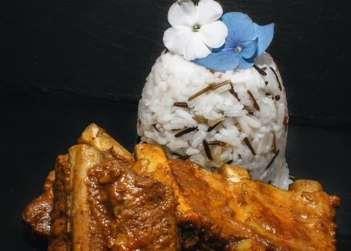 Curry Ribs, Delikatessenschmiede.de