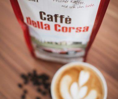 Della Corsa Espresso & die neue Quamar M80E