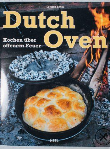 Dutch Oven: Kochen ueber offenem Feuer