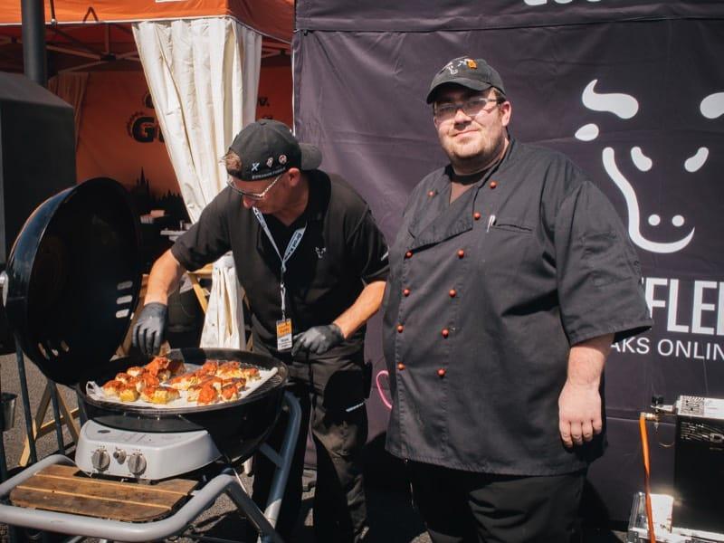 gourmetfleisch-bbq-team