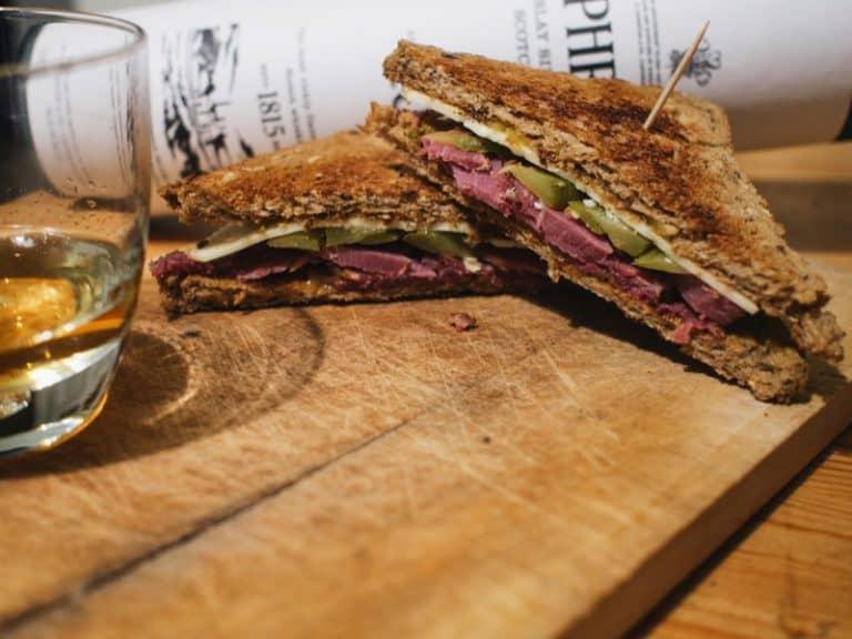 Pastrami Katz's Delicatessen, Onlineshop   BBQ   Kaffee   Feinkost - Delikatessenschmiede