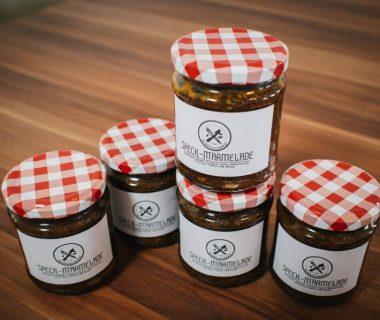 Speck Marmelade alias Bacon Jam