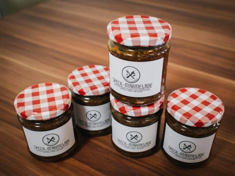 Bacon jam, Onlineshop   BBQ   Kaffee   Feinkost - Delikatessenschmiede