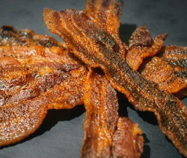 Süßer Dörrspeck – Candy Bacon