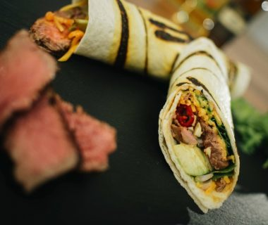 Steak Wraps