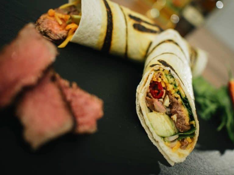 Steak Wraps, Delikatessenschmiede.de