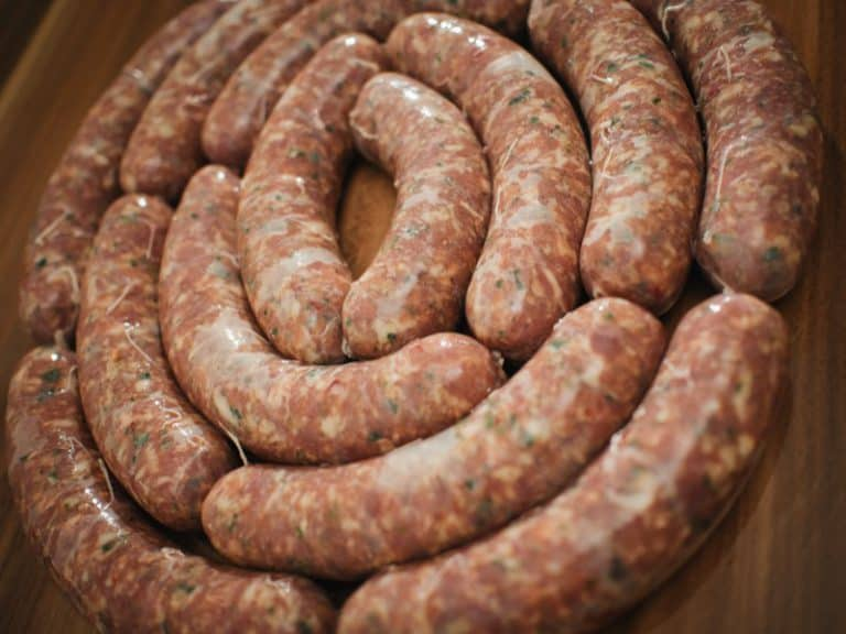 Bratwurst herstellen, Onlineshop | BBQ | Kaffee | Feinkost - Delikatessenschmiede