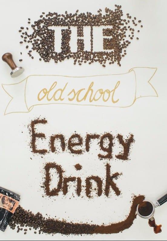 The oldschool Energy Drink