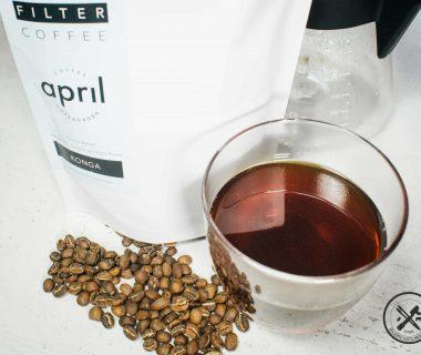 April Coffee Ethiopia Konga