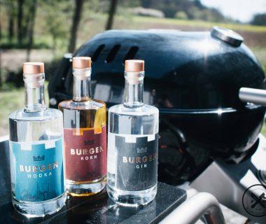 Burgen-Drinks Tasting {Werbung}