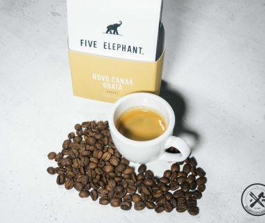 Five Elephant Brazil Novo Canaa