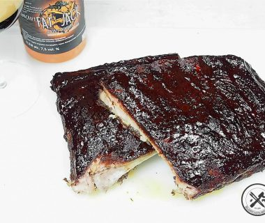 Spareribs St.Louis Cut 3-2-1