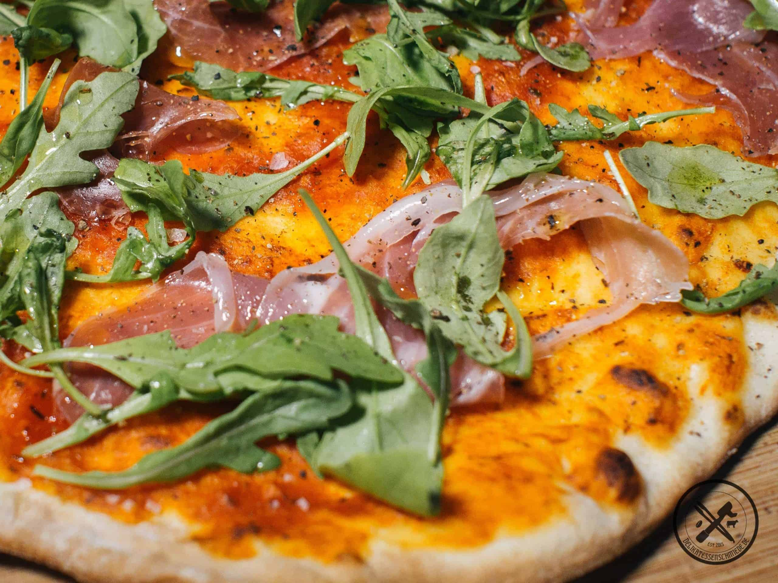 Pizza vom ODC-2