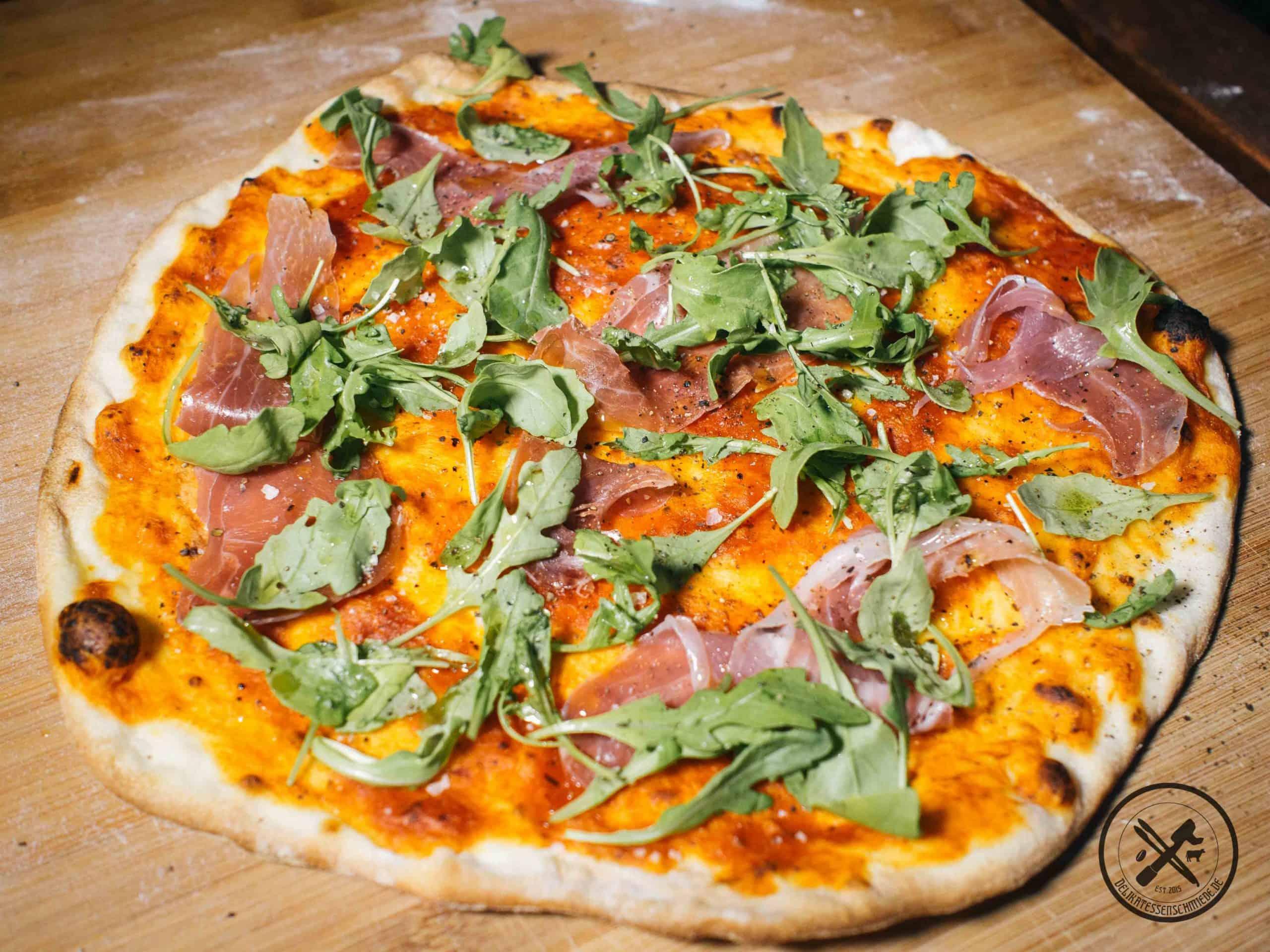 Pizza vom ODC-3
