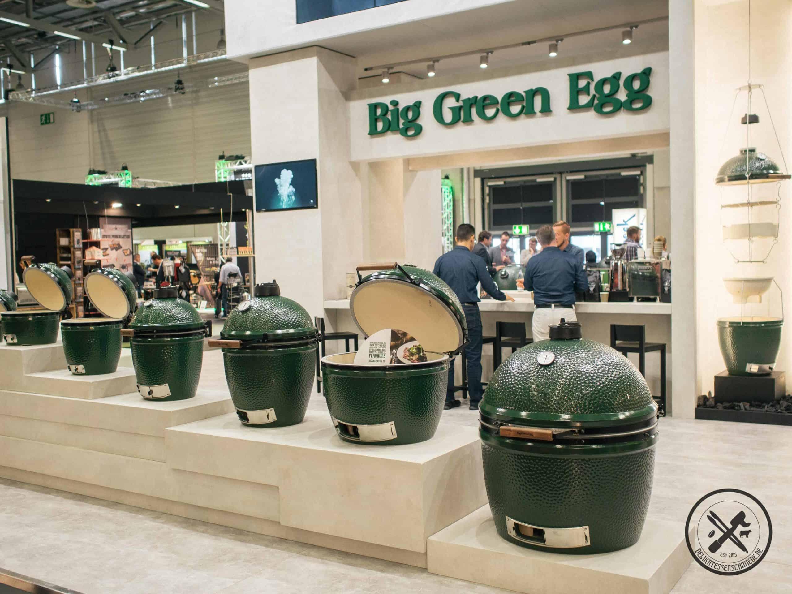 Big green Egg Spoga 2