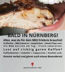 Bald in Nuernberg